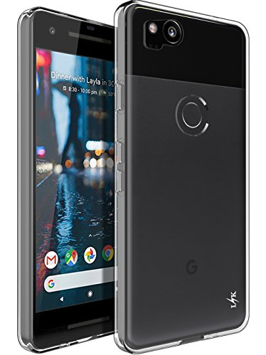 scratch resistant clear case for pixel 2