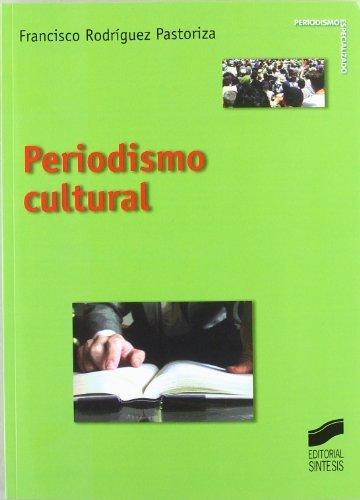 Amazon.com: Periodismo cultural (Ciencias de la información ...