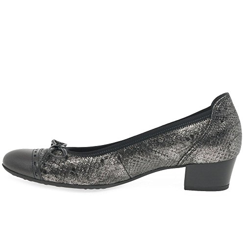 Argento River Snake Womens 38 Gabor Occasionnelles UK De 5 Chaussures Islay EU q7xvzgwP