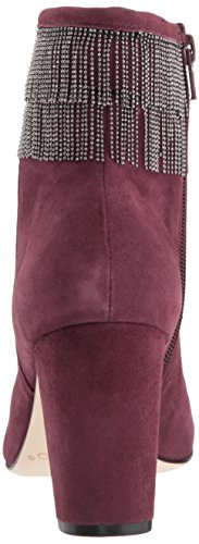 Bordeaux Bernardo Fashion Suede Boot Honour Women's rIqI04