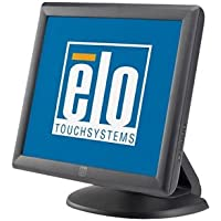 Elo Touch Solutions, Inc - Elo 1715L Touchscreen Lcd Monitor - 17 - Surface Acoustic Wave - 1280 X 1024 - 5:4 - Dark Gray Product Category: Computer Displays/Touchscreen Monitors