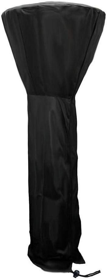 210D Polyester Imperm/éable /Étanche /à la poussi/ère pour Appareils de Chauffage ext/érieur Parasol Chauffant Exterieur Gaz Housse pour Parasol Chauffant Exterieur Couverture de Chauffe Patio Noir
