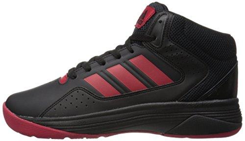 Mid Blanc Shoe Basketball Argent Adidas Cloudfoam 6 5 Noir Ventilation Performance Mã©tallique qtAfZ