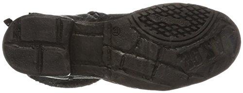 A.S.98 Damen Saintec Biker Boots Schwarz (Nero)