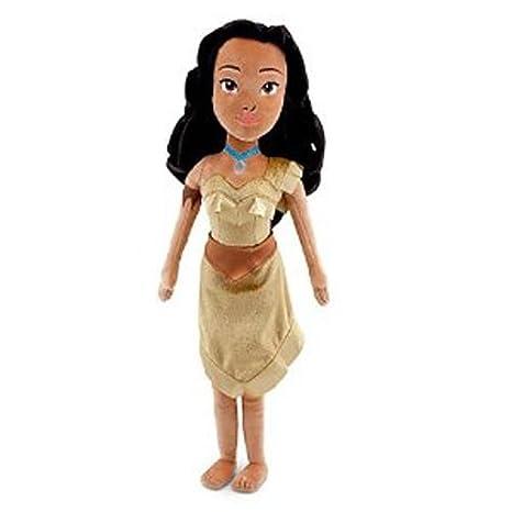 Pocahontas Plush - Pocahontas Stuffed Doll