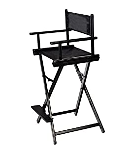 Dealkoo Professional Makeup Artist Directors Chair Wood Foldable Makeup Chair  sc 1 st  Amazon.com & Amazon.com: Dealkoo Professional Makeup Artist Directors Chair Wood ...
