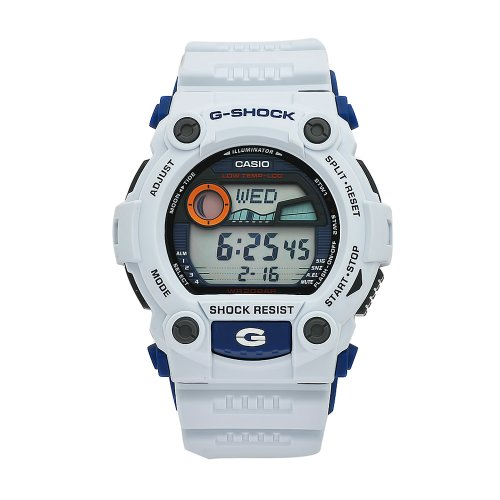 Casio G 7900A 7DR G Shock White Digital