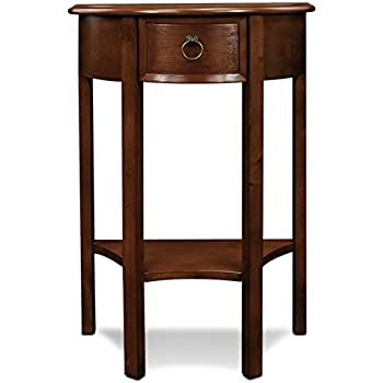 Amazon Com Coaster Storage Entry Way Console Table Hall Table Brown Finish Kitchen Amp Dining