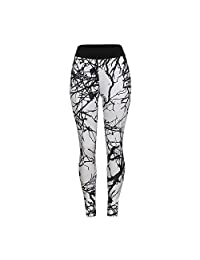 Womens Skinny Pencil Pants Ankle Length Leggings Casual Straight Leg