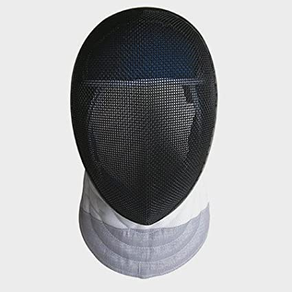 Florett-Maske mit leitendem Latz, 350 N Jiang/Wuxi