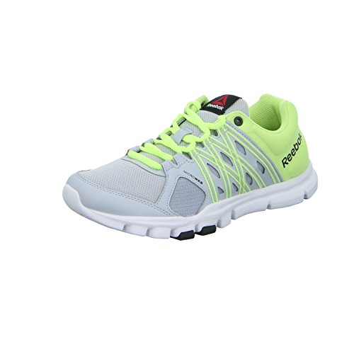 Chaussures Adulte 8 Yourflex Sport Trainette Ar3225 Gris homme Ou Femme Reebok De gq8HSxg