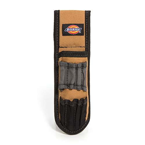 Dickies Work Gear 57014 Grey/Tan Standard Pliers and Tool Holder ()