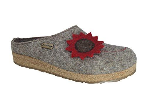 HAFLINGER Pantofole Lana Donna TORF 36