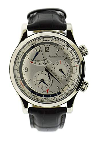 (Jaeger LeCoultre Master Geographic Automatic-self-Wind Male Watch Q1528420 (Certified Pre-Owned))