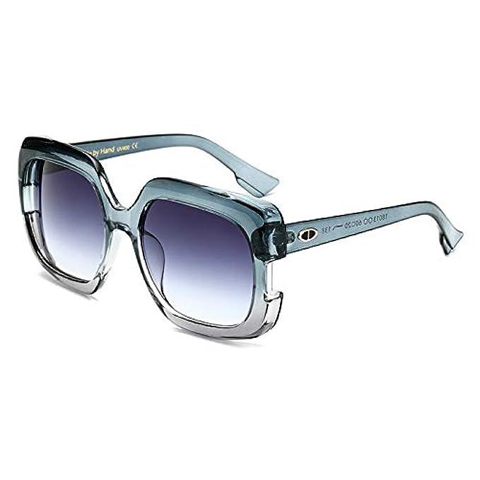 Per Sole Telaio Trend Donne Retro Occhiali Da E Eyewear Hyj Classico Quadrato Uomini c10 Moda Oversize