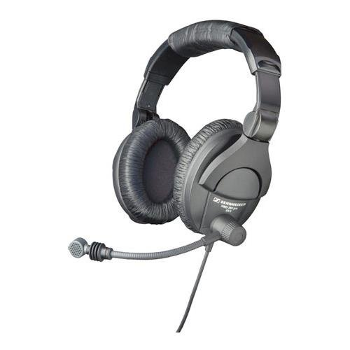Sennheiser HDM 280-13 - Professional Communication Headset for High Noise Environments
