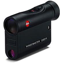 Leica Camera 40535 CRF Rangemaster 1000-R Binocular with Equivalent Horizontal Range, Black