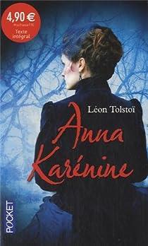 Anna Karénine par Tolstoï