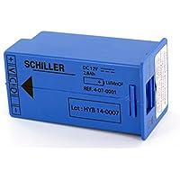 Bruker Odam Schiller - Batterie medical Fred Easy 12V 2.8Ah