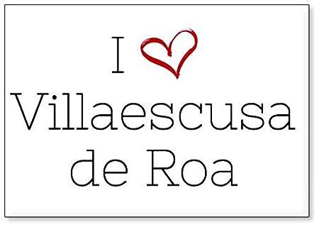 Mundus Souvenirs - Amo Villaescusa de ROA, Imán para Nevera ...
