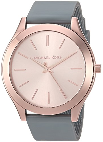 Michael Kors Women's MK2512 Rose Gold/Grey One - Michael Find Kors
