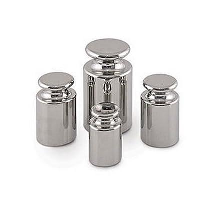 Set de Pesos / Pesas de calibración para calibrar básculas (1g/5g/10g