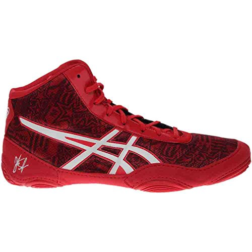 Asics Jb Elite All I See Is Gold 2 Pack Zapatillas De Lucha Para Hombre Rojo