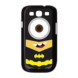 DIY Fashion Batman Logo Hard Shell Slim Phone Cover Case for Samsung Galaxy S3 i9300 by ruishername