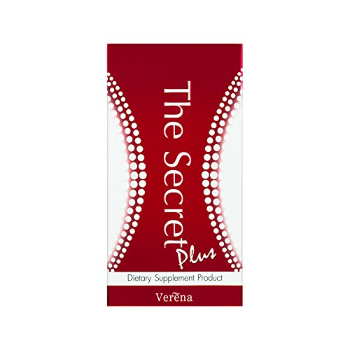 The Secret Plus Dietary Supplement 30 capsule by Verena
