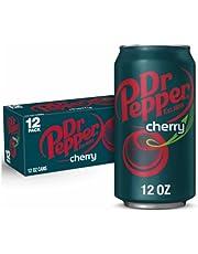 DR PEPPER CHERRY USA 12 x 355ml