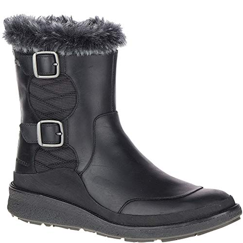 Merrell Tremblant Ezra Zip Waterproof Ice+ Women - Boots Merrell Women