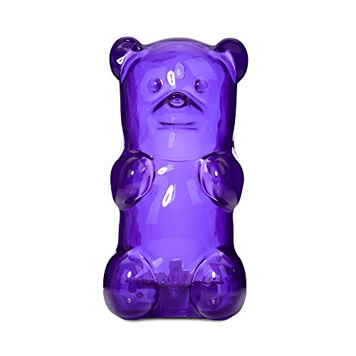 bear purple - 2