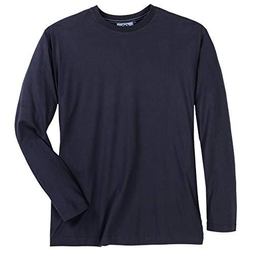 oscuro larga Basic Ahorn Xxl manga azul Sportswear nYTUUqwZ