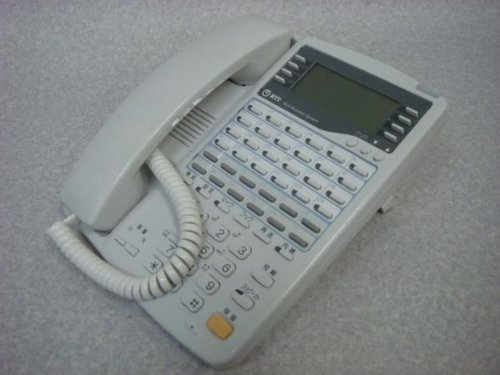 MBS-24LIPFTEL-(1) NTT IX 24外線バスISDN停電電話機 ビジネスフォン [オフィス用品] B00OUY7O42