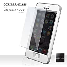 """Corning® Tempered Glass Screen Protector for LifeProof NUUD Case - iPhone 6 6s [By Encased] (iPhone 6 4.7"""")"""