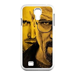 Breaking Bad Samsung Galaxy S4 9500 Cell Phone Case White 05Go-370620