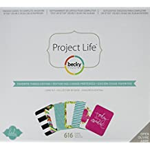 Project Life Favorite Things Edition Core Kit