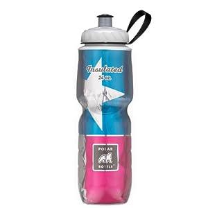 Polar Bottle Insulated Water Bottle (24-Ounce) (Texas)