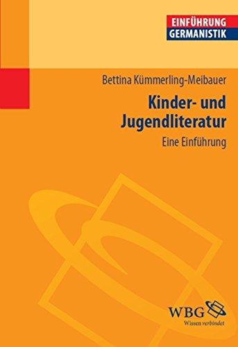 kinder-und-jugendliteratur-eine-einfuhrung-germanistik-kompakt-german-edition
