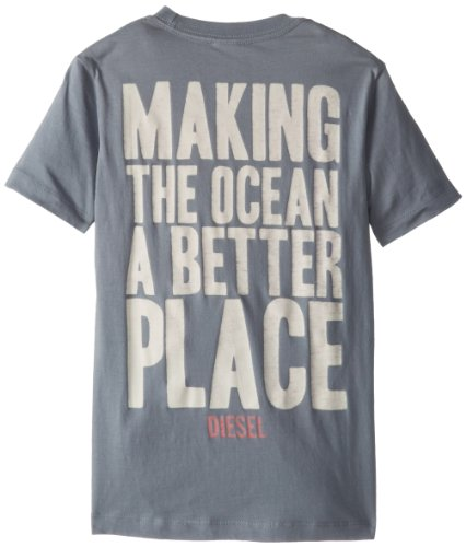 Diesel Boys 8-20 Timmiby T-Shirt Shark Making The Ocean A Better Place