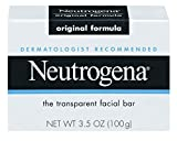 Neutrogena The Transparent Facial Bar Original Formula, 3.50 oz ( Pack of 6)