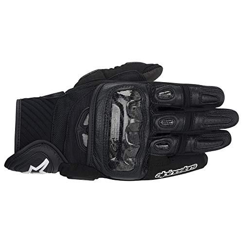 - Alpinestars GP Air Men's Street Motorcycle Gloves - Black/Large