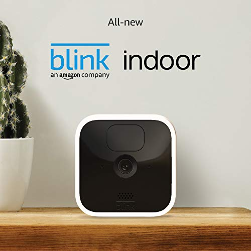 All-new Blink Indoor – wi-fi, HD safety digicam with two-year battery existence, movement detection, and two-way audio – 1 digicam equipment