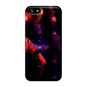 Durable Famous Club Liverpool Back Case/cover For Iphone 5/5s