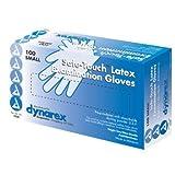 Gloves, Latex Powder-Free Small, Box/100, Health Care Stuffs