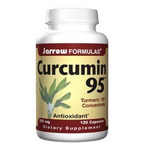 Jarrow Formulas Curcumin 95, 500mg, 120 capsules