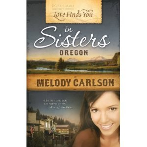 book cover of Love Finds You in Sisters, Oregon