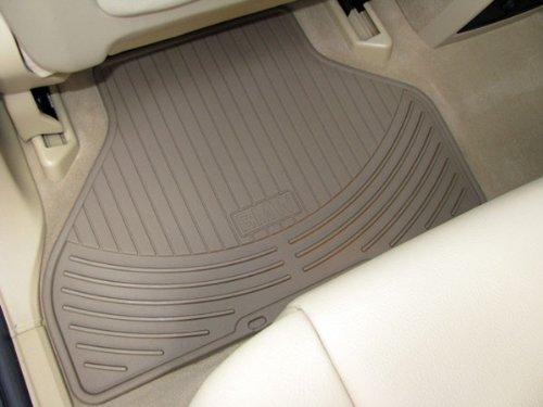 bmw all weather rear rubber floor mats 323 325 328 330 sedan import it all. Black Bedroom Furniture Sets. Home Design Ideas