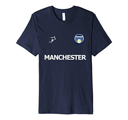 - Manchester Soccer Jersey Shirt