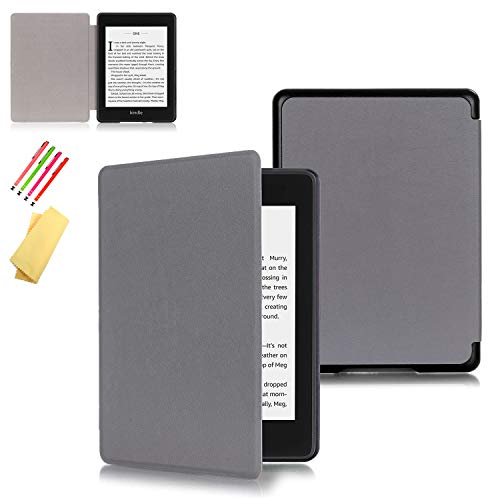 Uliking Kindle Paperwhite 4 2018 Case, Ultra Slim Leather Cover with Auto...